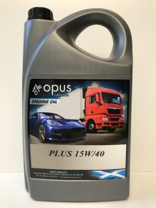 1L Opus Engine Oil Plus 15W:40
