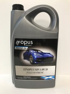 1L Opus Engine Oil Synopsus Nova 0W:30 Fully Synthetic