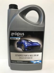 1L Opus Engine Oil Synopsus Nova MLS 5W:40 Fully Synthetic