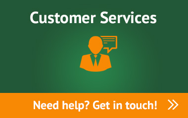 Get help with our Customer Services
