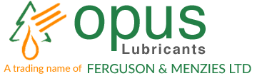 Opus Pubricants a Trading name of Ferguson & Menzies ltd