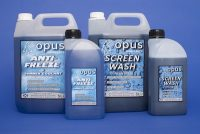 Anti Freeze, Screen Wash 1&5 L