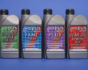 Opus Lubricants Engine oils, gear oils 1L