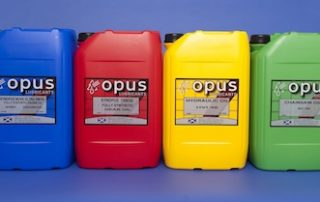 Opus Maintenance Greases and Lubricants