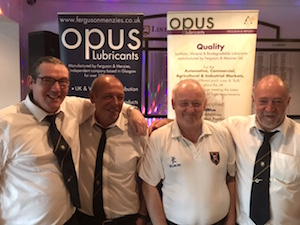 Ferguson & Menzies sponsored Open Fours bowling tournament